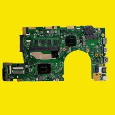 "Pour ASUS S500CA Carte mère W/ Intel i7-351U 4GB S400CA REV2.1 Motherboard 15"""