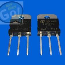 lot de 4 TIP36C Transistor NPN PNP 100V 25A TO-247 STM RoHS TIP35C
