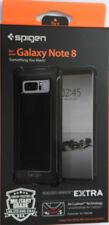 Spigen Black Rugged Armor eXtra Case for Samsung Galaxy Note 8 - 587CS21833