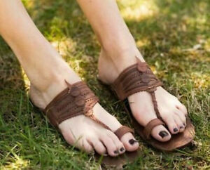 Handmade kolhapuri leather sandals,summer flats,bohemian sandals,women's leather