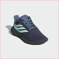 new Adidas kids youth shoes Sobakov J ART B42008 08/18 sz 3.5 blue MSRP $100+