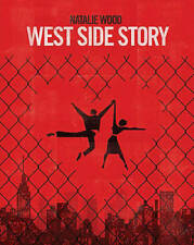 WEST SIDE STORY (Blu-Ray Disc) BRAND NEW and SEALED!!! (FREE SHIPPING!!!)