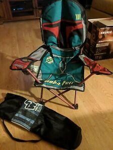 Stars Wars Boba Fett Toddler Chair w/Bag