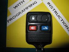 98-99-00-01-02-03-04 Ford Taurus/ Sable Keyless Remote #3BF8715K601AB