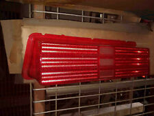 LEFT TAIL LIGHT LENS ONLY, NOS GM # 5966229 FULL SIZE PONTIAC 1975-76