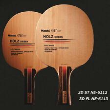 New listing Nittaku HOLZ SIEBEN 3D table tennis blade (UPDATED PRICE FOR 2021)