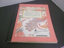 Jane Austin PRIDE AND PREJUDICE LARGE TYPE BOOK FOR THE SEEING IMPAIRED VOLUME 2