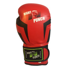 Synthetic Leather – Boxing Gloves | 10 Oz, 12 Oz, 14 Oz, 16 Oz | Right Punch