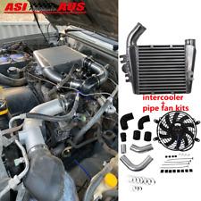 1999-07 Top Mount Intercooler Kits For Nissan Patrol GU 3.0TDI ZD30 Turbo Diesel
