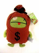 Money Bags Ox - Ugly Doll Soft Toy BNWT New