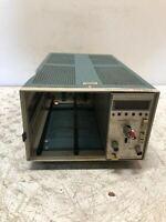 Vintage Tektronix TM503A 3 Slot Mainframe W/ DC 501 Plug In 1100MHz Counter