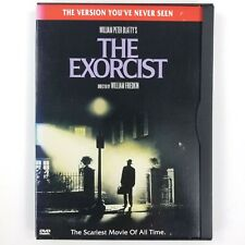 The Exorcist: The Version You've Never Seen (DVD, 2000) Linda Blair