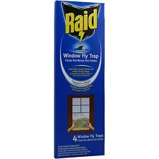 Raid Window Fly Traps, 44 Count (Pack of 11)