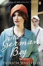 The German Boy by Tricia Wastvedt (Paperback) New Book