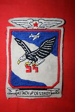 453RD BOMB GROUP WWII WW2 8TH AAF SQUADRON A2 JACKET PATCH 453 GROUP B24