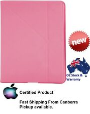 iLuv Pink Origami Smart Carry Case Cover with Multi Angled Stand for iPad 3 4