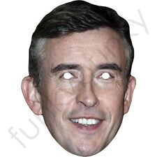 Steve Coogan - British Celebrity Actor and Comedian Card Mask - Made In The UK