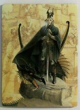 CHRIS ACHILLEOS Fantasy Art Fridge Magnet ELVEN WARRIOR