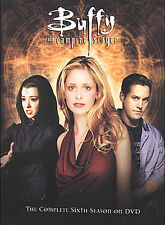 Buffy the Vampire Slayer - Season 6 (Dvd, 6-Disc Set)