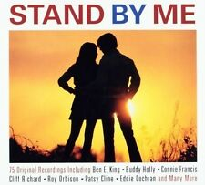 STAND BY ME - 75 ORIGINAL RECORDINGS  (NEW SEALED 3CD)
