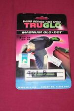 "TRUGLO MAGNUM GLO DOT 1/4"" RIB (TG901A/B) (See description for what it fits)"