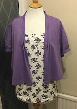 Stretch Cotton Floral Tops & Shirts Plus Size for Women