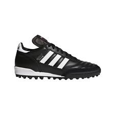 Adidas mundial equipo botas de fútbol clásico copa arte césped negro/blanco 019228