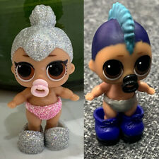 LOL Surprise Doll LIL punk boi boy & KITTY QUEEN Series 2 L.O.L. Little Sister 6