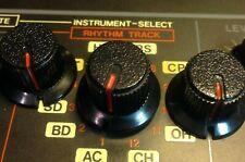 roland knob style TR 808 , CR-5000/8000 , Juno 6/60 , RS-09 , DR-5 vintage part