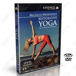Yoga DVD : Michelle Merrifield Australian Trainer : Beginners Level : Brand New