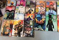Lot Of 33 New X-men Marvel Comics 2001 Grant Morrison 119 150 151 152 153 154