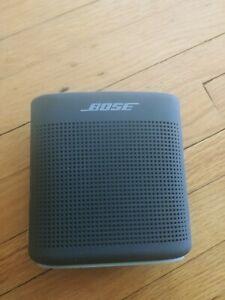 Bose SoundLink Color Bluetooth Speaker II - Black