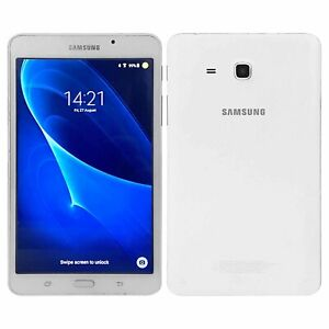 """Samsung Galaxy Tab A Wi-Fi T280 7.0 inch 7"""" Android Tablet WiFi 16GB White"""