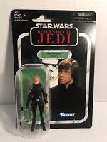 2018 Hasbro Star Wars Vintage Collection LUKE SKYWALKER (ENDOR) 3.75 Figure VC23