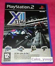 XII STAG PS2 PLAYSTATION 2 TRES BON ETAT COMPLET VERSION FRANCAISE