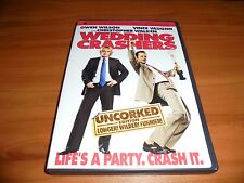 Wedding Crashers (DVD, 2006, Full Frame Unrated) Vince Vaughn Owen Wilson Used