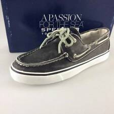 Canvas Boat Shoes Medium (B, M) 7 Flats & Oxfords for Women