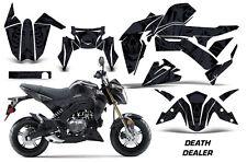 AMR Racing Kawasaki Z125 PRO Graphic Kit Dirt Bike Decals MX Wrap 2017 DEATHDEAL