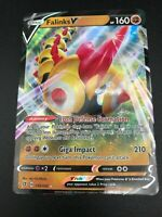 4x Falinks V Rebel Clash 110//192 Ultra Rare NM-Mint Pokemon SWSH2