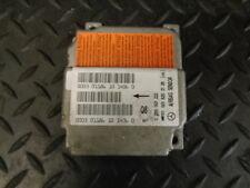 2001 MERCEDES CLASSE A170 CDI 5DR Airbag Modulo di controllo 0018203126