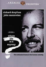 Whose Life is It Anyway (DVD, 2015)