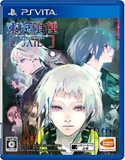 Used PS Vita Tokyo Ghoul: Jail Japan Import Free Shipping