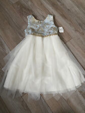 NEW Girls Couture Princess Special Occassion Dress Size 5
