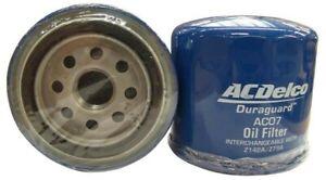 Oil Filter Acdelco ACO7 Z142A Z79A for Hyundai Mazda Mitsubishi Honda Subaru Kia