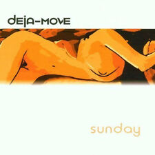 DEJA-MOVE = sunday = CD = ELECTRO DUB NU JAZZ DOWNTEMPO LOUNGE!