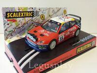 Slot SCX Scalextric Citroën Xsara WRC Ed.Especial numerada Firmado por C.Sainz
