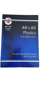AS/A2 Level Physics AQA A Complete Revision & Practice... by CGP Books Paperback