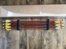 12 Pack Rose City Archery Fancy Arrows 40-45lb