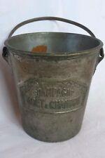 Ancien PETIT seau à glace - 1/4 bouteille CHAMPAGNE MOET & CHANDON - ice bucket