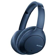 Sony Noise Cancelling Headphones Wireless Bluetooth Over the Ear Headset